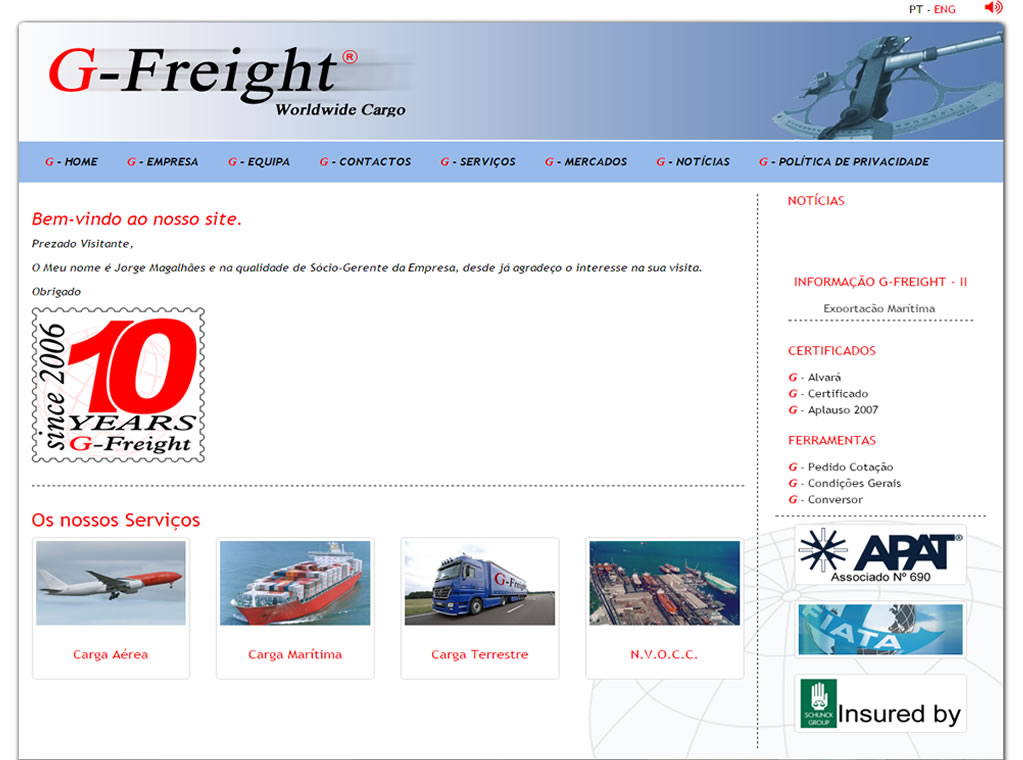 G-Freight